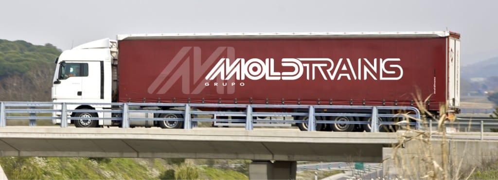 Vehículo distribución - Grupo Moldtrans
