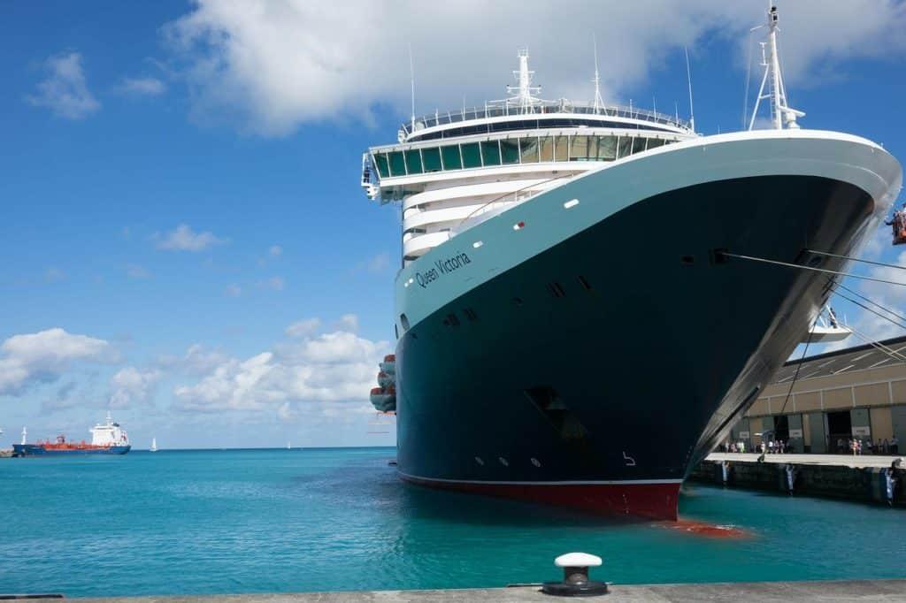 Crucero - Transporte marítimo personas