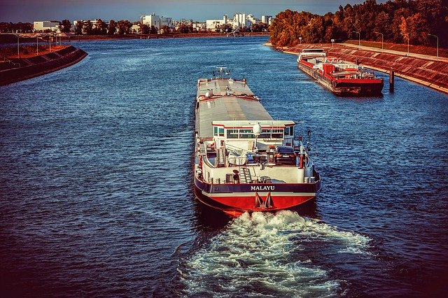 buques de transporte marítimo