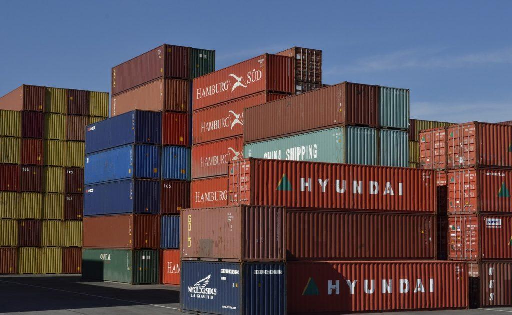 La codificaci n de contenedores mar timos para el for Un container