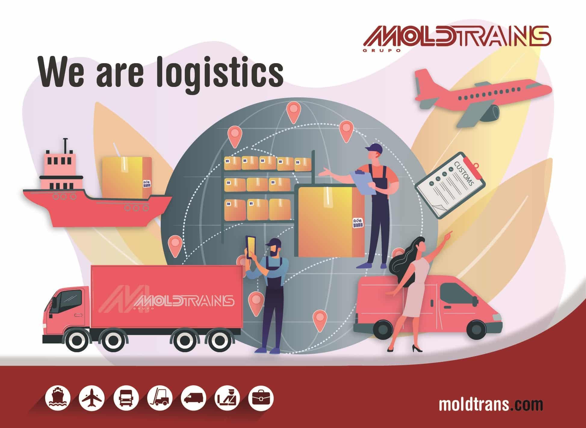 transporte marítimo y logística