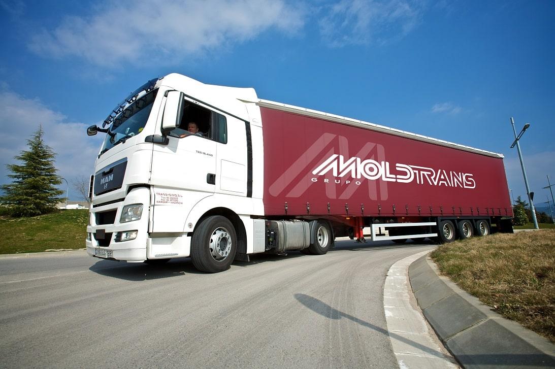 Transporte terrestre con Polonia