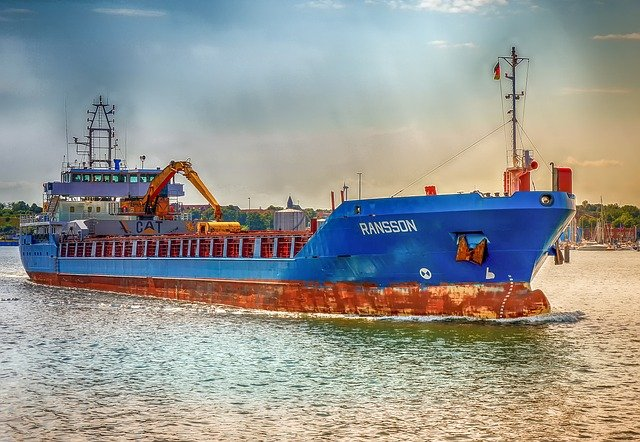 armador en el transporte marítimo