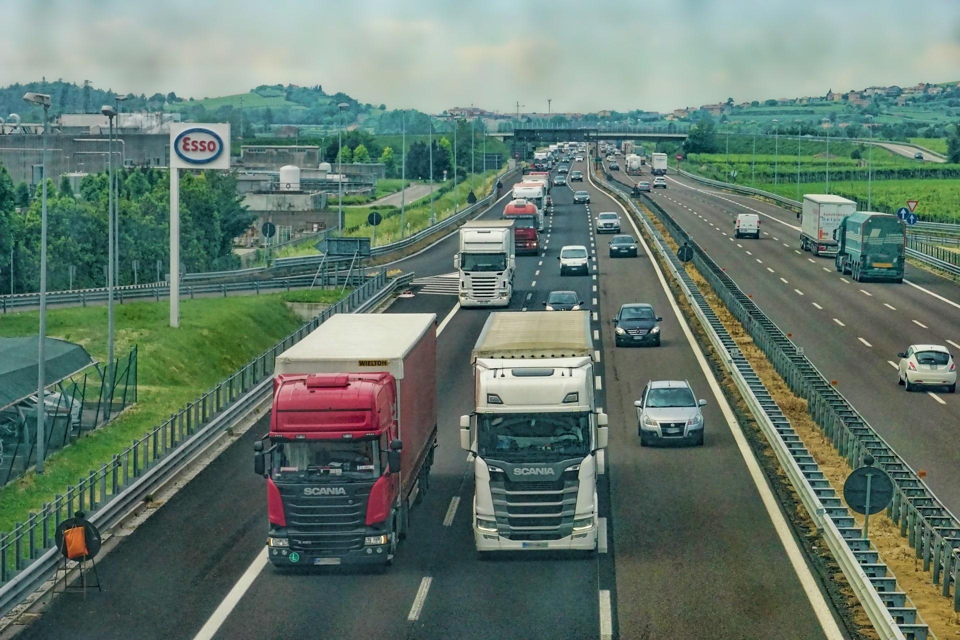 empresas de transporte de mercancías