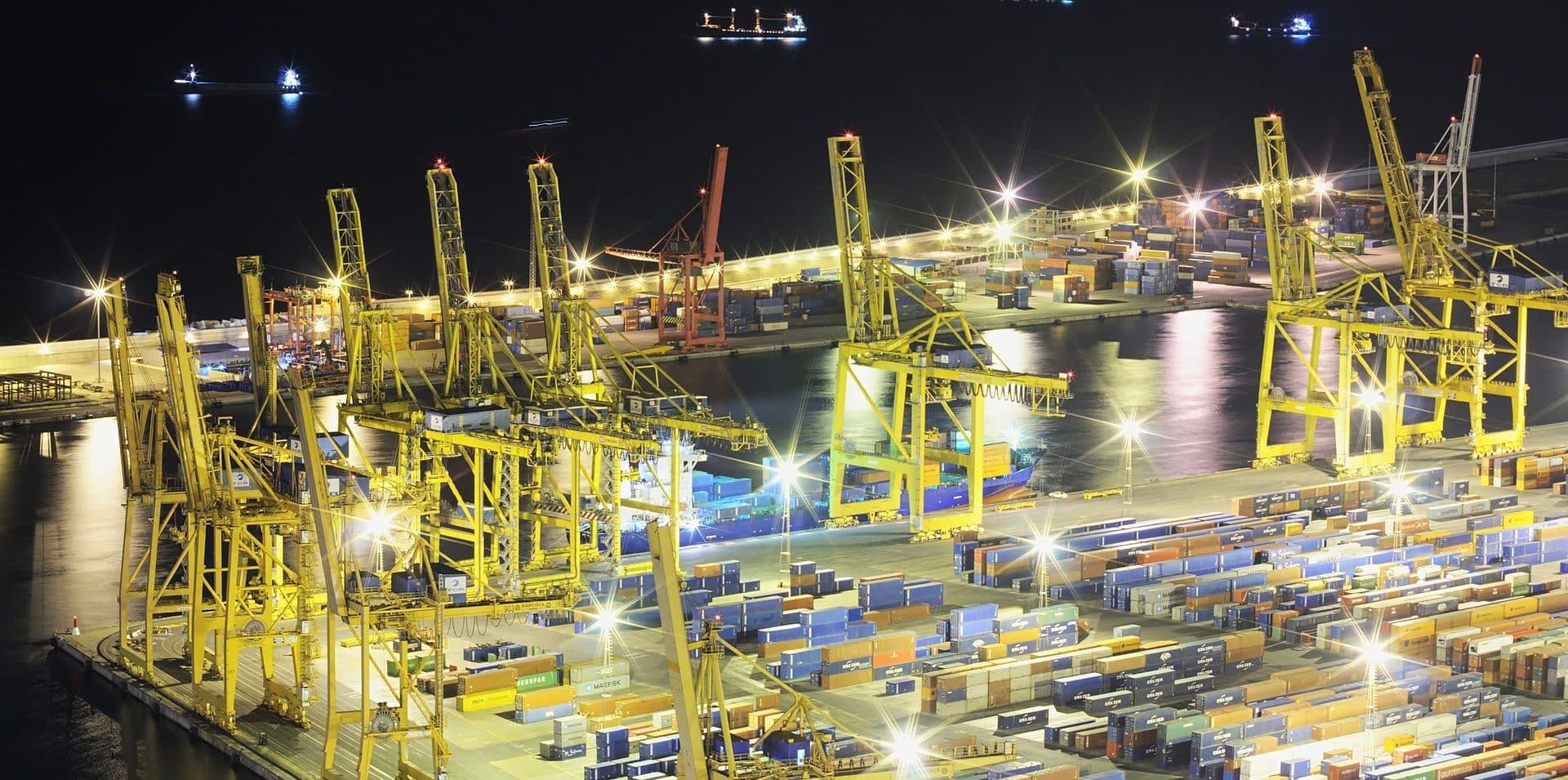 puertos más importantes de España
